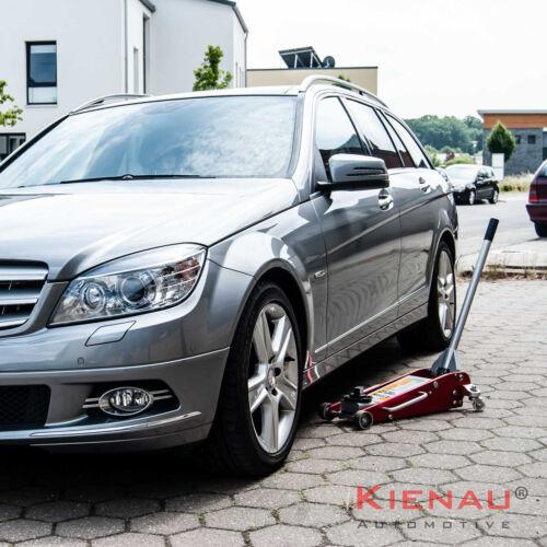 4x Mercedes Cric Accueil Adaptateur Pont leve Cric Accueil CLA S GLA C