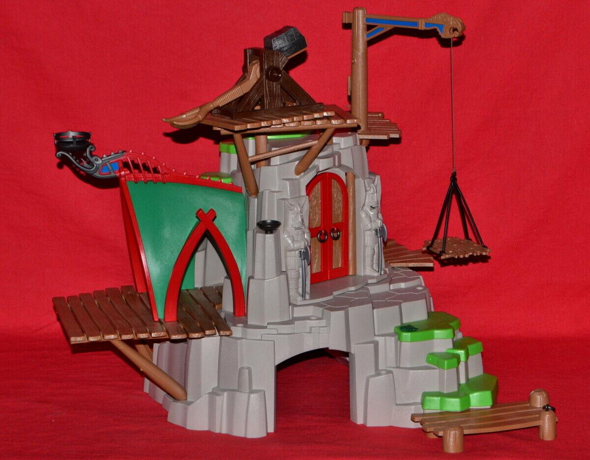 Playmobil Felsen von Drachenzähmen leicht gemacht