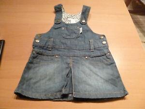 Neues Produkt Kauf authentisch suche nach neuestem Details zu Jeanskleid - H&M - Baby - Gr. 68 - Mädchen - Kinder - TOP -  Jeans - H & M - blau