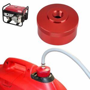 1pc Extended Run Fuel Gas Cap For Honda Generator EU1000i Red