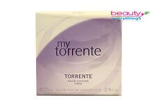 My Torrente by Torrente 2.5oz EDP Spray In Original Retail Box For Women RARE