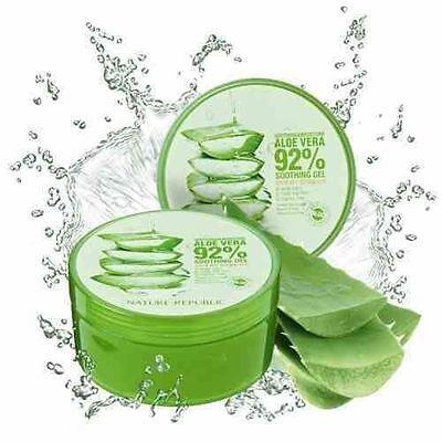 KOREA Nature Republic California Aloe Vera Hand Cream