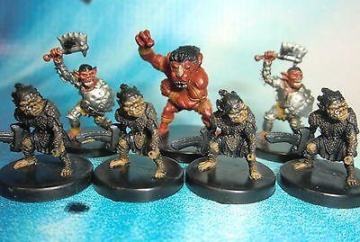 Dungeons & Dragons Miniatures Lot  Acheron Goblin Blackblade !!  s104