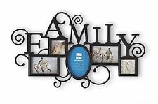 collage wall frame photo 5 pictures decor family hanging wall art