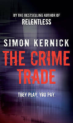1 of 1 - The Crime Trade, By ,in Used but Acceptable condition