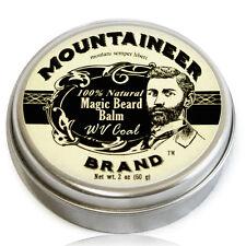 Mountaineer Brand Magic Beard Balm: Coal Scent, 2 oz