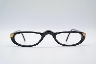 Cerca Voli Vintage Genny 129-b 9002 50 [] 23 135 Nero Ovale Occhiali Eyeglasses Nos- Fornire Servizi Per Le Persone; Rendere La Vita Più Facile Per La Popolazione