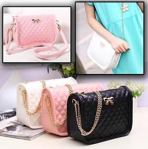 298d7fcea Image is loading Fashion-Women-Ladies-Handbag-Shoulder-Messenger-Bag-Mini-
