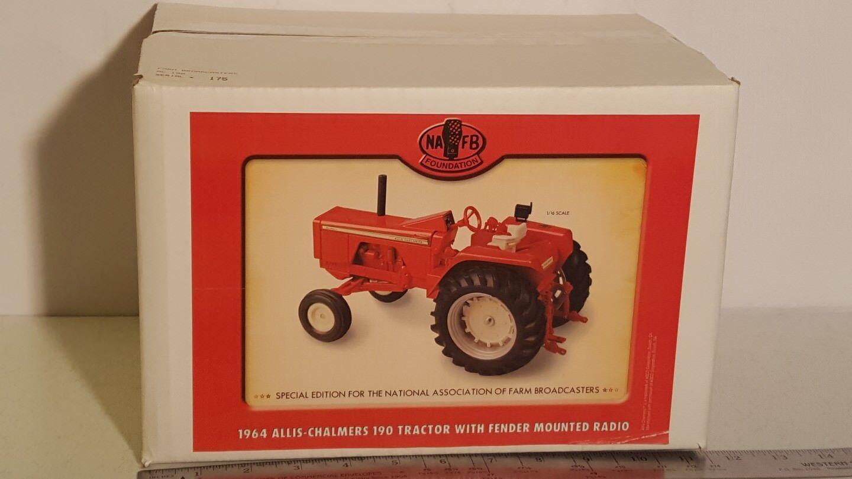 Allis  Chalmers One ninty 1 16 DIECAST METAL Farm tracteur réplique par SCALE MODELS  le moins cher