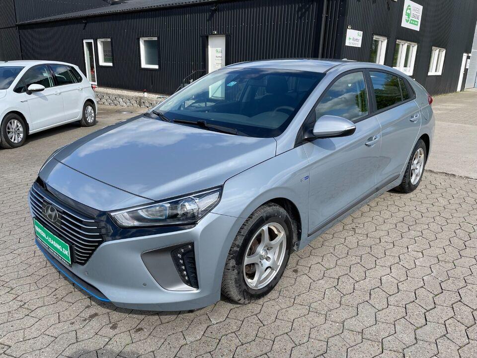 Hyundai Ioniq 1,6 HEV Premium DCT Van Benzin aut.