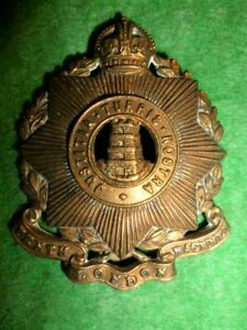 10th-Battalion-London-Regiment-Hackney-Cap-Badge-KK-1833-Genuine