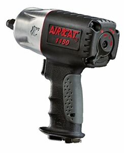 "Aircat 1150 ""Killer Torque"" 1/2"" Drive Twin Hammer Impact Gun Wrench"