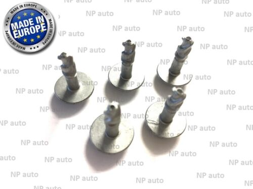 5X GENUINE OEM AUDI BMW UNDER ENGINE /& GEARBOX UNDERTRAY COVER CLIPS FASTENERS
