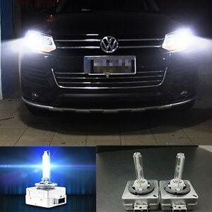 2 x D1S HID Xenon Beam Headlight Bulbs Lamps 6000K 35W FOR AUDI A3 A4 A6 Lights