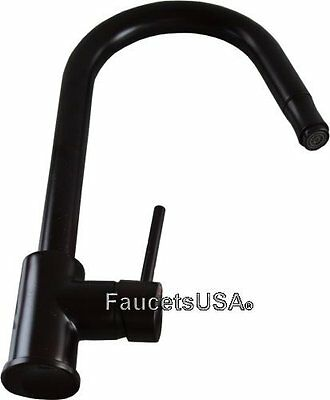 Oil Rubbed Bronze Swivel Kitchen Faucet With Spray Free Shipping Warranty $99