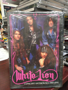 Details about White Lion - Concert Anthology: 1987-1991 (DVD 2005)When The  Children Cry