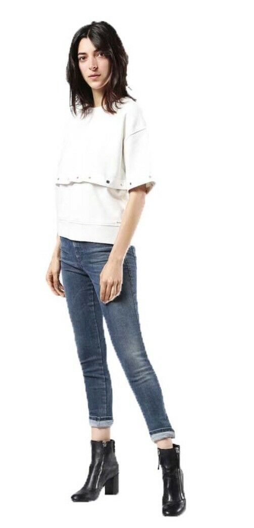 Corin  Diesel damen F Corin  Sweatshirt Uk Größe S 7461e8