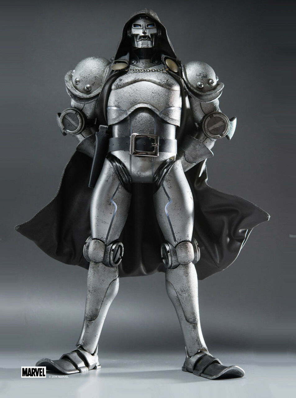 ThreeA 3A Marvel Doctor Doom 1/6th Scale Figure Classic Edition Ashley Wood New