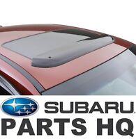 2015-2017 Subaru Outback & Legacy Moonroof Air Deflector Dam - F541sal100
