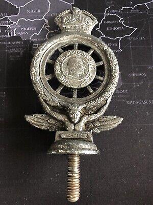 sobre patas Coche Insignia emblema Símbolo Placa Darwin Guía