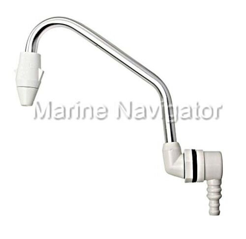 WHALE Tuckaway Faucet with on//off Valve