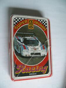Quartett Racing Super Trumpf, FX Schmid, 50030.9 - Heidelberg, Deutschland - Quartett Racing Super Trumpf, FX Schmid, 50030.9 - Heidelberg, Deutschland