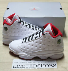 finest selection 561d3 a4ea3 Image is loading NIKE-AIR-JORDAN-13-XIII-RETRO-HISTORY-OF-