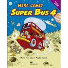 Here Comes Super Bus by et al, M.J. Lobo (Paperback, 2000)