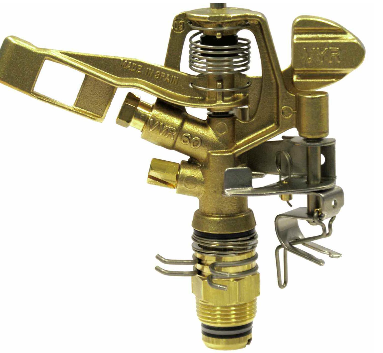 Schwinghebelregner 3 4  AG Teil- und Vollkreismodell auf Erdspieß VYRSA VYR 60 | Creative  | Nutzen Sie Materialien voll aus  | Garantiere Qualität und Quantität