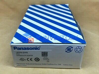 1PCS PLC Adaptateur afpx-EFP0 Brand New in Box AFPXEFP0