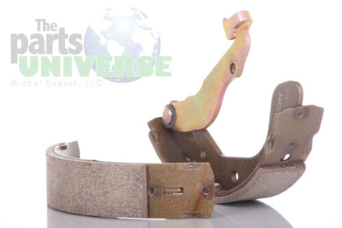 93740252 Brake Shoes Set Drums for Gm Chevy Chevrolet 96473229