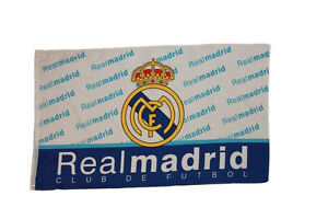 NEW REAL MADRID LOGO FIFA WORLD CUP 3/' X 5/' FEET FLAG BANNER .