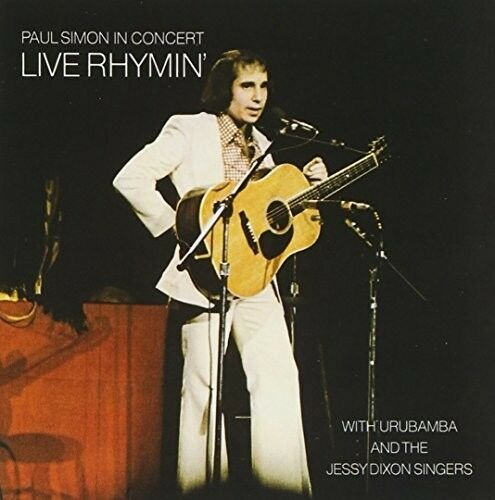Paul Simon - Paul Simon in Concert: Live Rhymin [New CD]