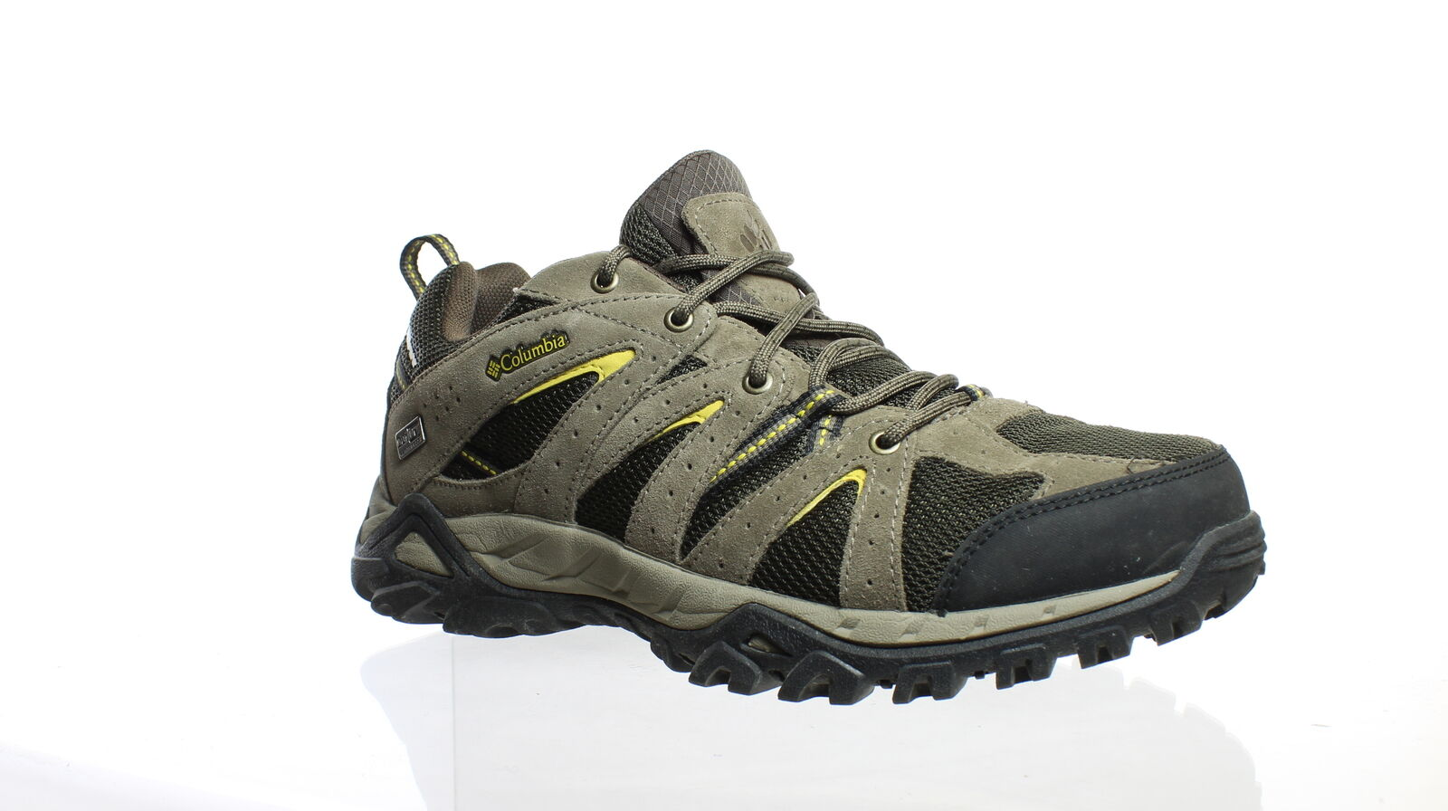 Columbia Mens Taupe Hiking shoes Size 8.5 (EE) (391776)