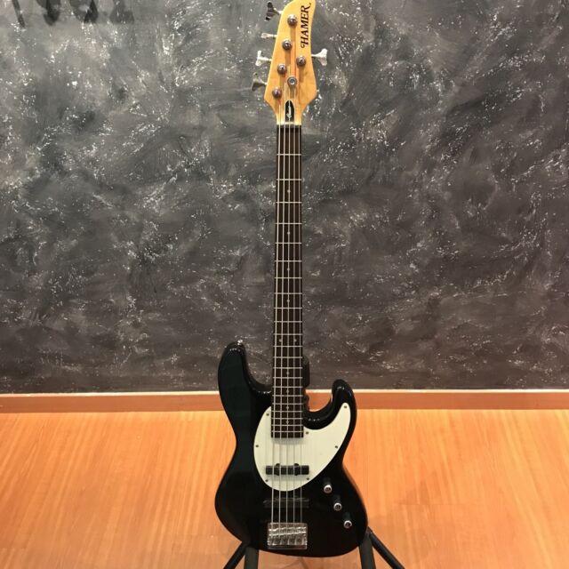 Hamer 5 String Cruise Bass Guitar