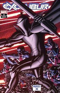 Excalibur-6-Marvels-X-Variant-Cover-NM-1st-Print-Marvel-Comics