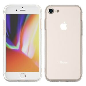 promo code d2de5 25ee3 Details about iPhone 7 Case Shockproof Transparent Ultra Thin AirCushion  Clear Bumper Cover
