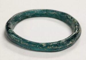 Ancient-Roman-Blue-Green-Glass-Bracelet-3rd-7th-c-AD