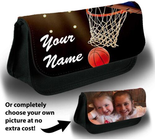 Personnalisé Basketball Laver Étui Sac De Toilette Toiletry Hoop Net Basket