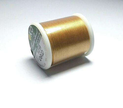 KO GOLD Beading Thread 50m Reel