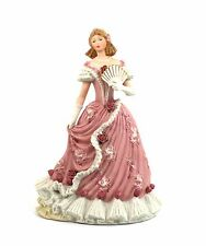 Wedgwood Porcelain Figurine The Coronation Ball Limited Edition 3907/10000