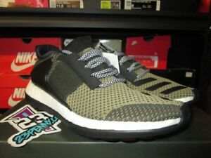 72879eb9a SALE ADIDAS CONSORTIUM DAY ONE PURE BOOST ZG GREEN OLIVE S81827 NEW ...