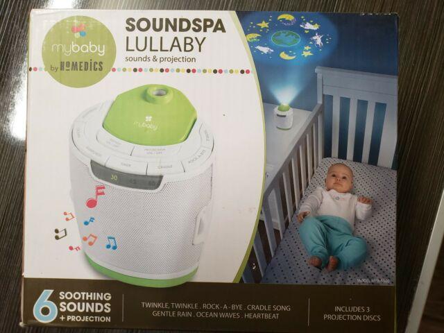myBaby SoundSpa Lullaby Sounds /& Projection