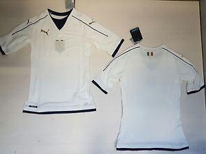PUMA FIGC ITALIA Francia Maglia Away Celebrativa Authentic