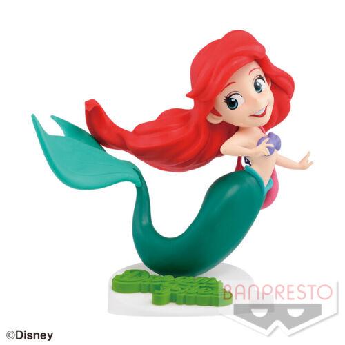Disney Characters Figure Resin Comic Princess Ariel Japan Banpresto F//S NEW