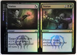 4x Status //// Statute uncommon Guilds of Ravnica MTG Magic The Gathering  4x