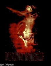 DIMMU BORGIR cd lgo CHRIST MISANTHROPIA Official SHIRT XL New oop