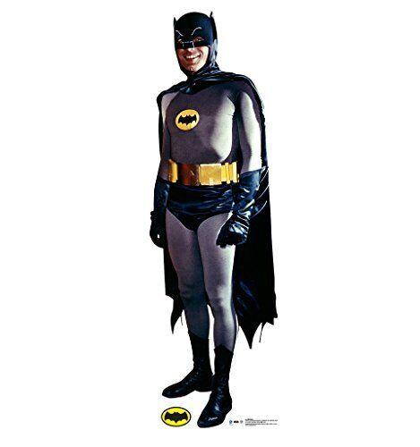 1969 Batman and Robin TV Show Lifesize Standup Standee Cardboard Cutout Batman