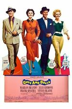 "Guys And Dolls Movie Poster Mini 11""X17"""