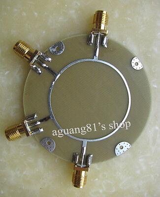 2.4GHz Microstrip Ring Coupler 3DB Bridge Hybrid Ring Power Divider Splitter